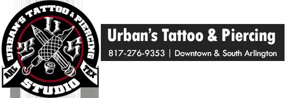 Arlington TX Tattoo Shop