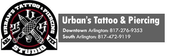 Arlington TX Tattoo Shop