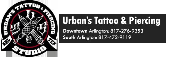 Urban S Tattoo Piercing Studio